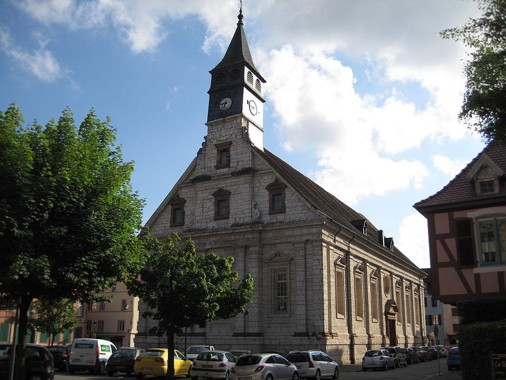 Temple Saint Smartin
