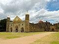 Templo, Ex Convento de Santiago Cuilapam, Oaxaca.jpg