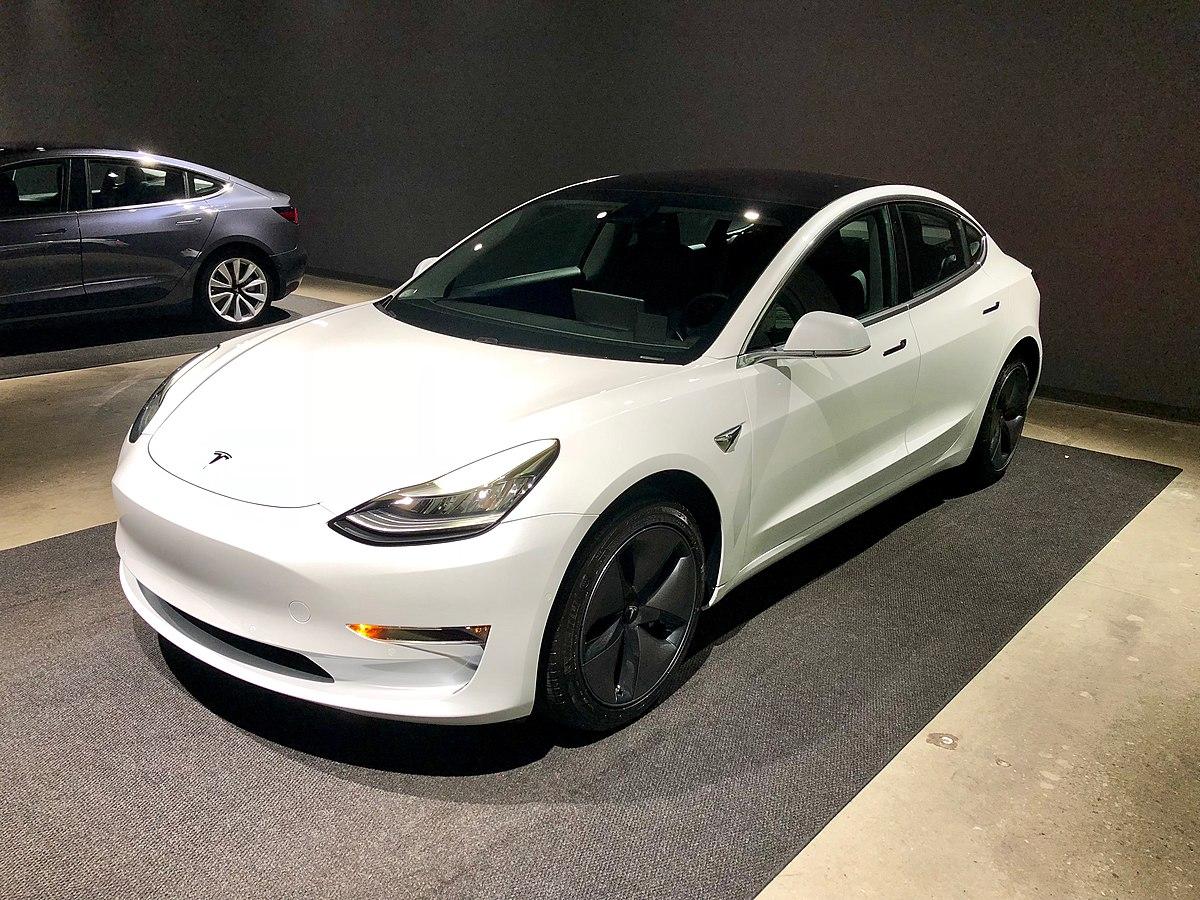 Model Y Wikipedia: Tesla Model 3