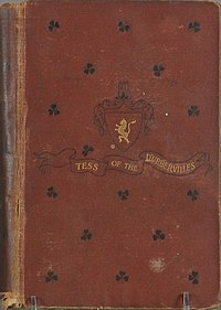 tess of the durbervilles phase the The novel is divided into seven sections, titled as phases while it  in tess of the  d'urbervilles, thomas hardy has directly satirized nature.