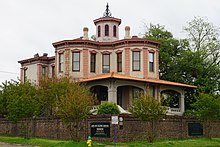 Texarkana April 2016 109 (Ace of Clubs House) (cropped).jpg