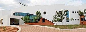 Chennai Mathematical Institute - CMI Main Building