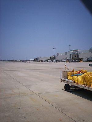 Destin–Fort Walton Beach Airport - Gates at VPS