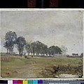 The 42nd Casualty Clearing Station, Douai, 1919 Art.IWMART3741.jpg