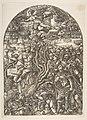 The Babylon Harlot seated on the Seven-Headed Beast, from the Apocalypse MET DP815692.jpg