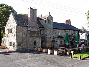 Ponteland - The Blackbird Inn, Ponteland