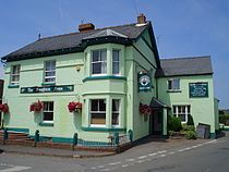 The Boughton Arms public house, Peterchurch in 2006.jpg