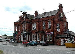 Clock Face, St Helens - Image: The Clock Face geograph.org.uk 28284