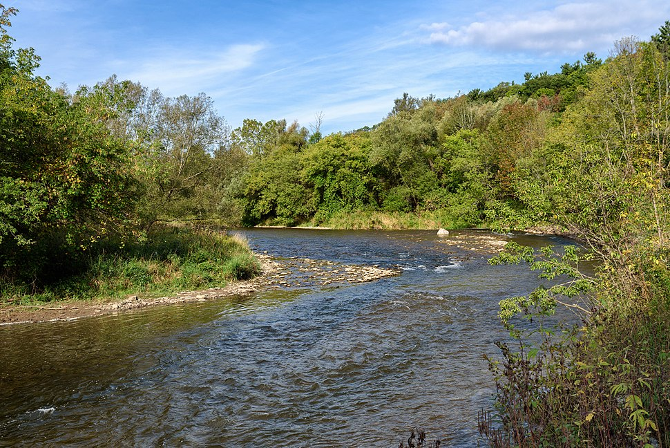 The Credit River, Mississauga, Ontario (21758612442)