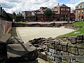 The East entrance of the Roman amphitheatre known as portae posticae, Deva Victrix (Chester, UK) (8391142433).jpg
