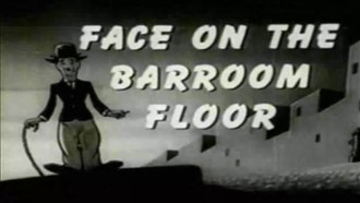 ファイル:The Face on the Bar Room Floor (1914).webm