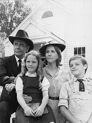 The Family Holvak (TV series) - Image: The Family Holvak Cast 1975