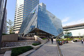 Aedas - The Forum at Exchange Square, Hong Kong