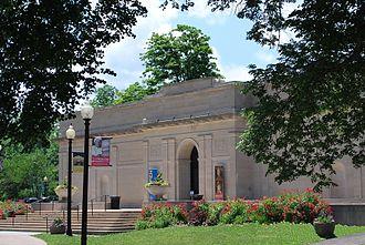 Heckscher Museum of Art - The Heckscher Museum of Art is located in picturesque Heckscher Park in Huntington, New York.