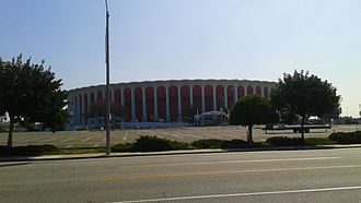 Inglewood, California - The Forum, 2015