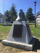 The Jessen Bell, St. John's Anglican Church, Lunenburg, Nova Scotia.jpg