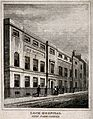 The Lock Hospital, Hyde Park Corner, Westminster. Engraving Wellcome V0013804.jpg