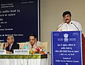 The Minister of State (Independent Charge) for Tourism, Shri K. Chiranjeevi addressing at the launch of the web based Public Service Delivery System for Hotel Approval & Classification, in New Delhi on April 03, 2013.jpg