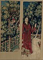 The Mystic Capture of the Unicorn (from the Unicorn Tapestries) MET DP155501.jpg