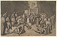The Philistines Place the Ark of the Covenant in the Temple of Dagon MET DP819518.jpg