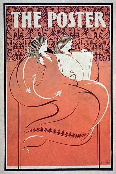 File:The Poster. Miss Art and Miss Litho. LCCN2002712611.jpg