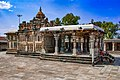 The Ranganayaki temple, a minor shrine in the Chennakeshava temple complex, Belur.jpg