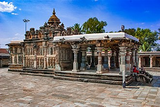 Andal - Andal Temple of the Hoysala period, Chennakeshava Temple, Belur