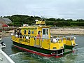 The Scilly Isles Ambulance Service alongside Tresco quay.jpg