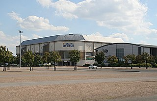 Sheffield Arena arena