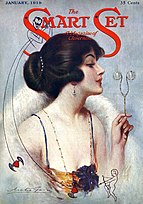 Cover of The Smart Set magazine for January 1919
