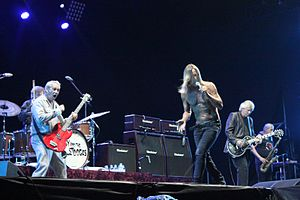 James Williamson (musician) - Iggy Pop and the Stooges, Katowice Off Festval, Poland, on August 4, 2012