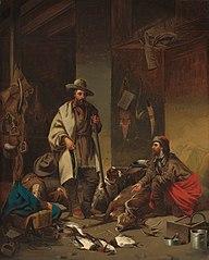 The Trapper's Cabin