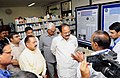The Vice President, Shri M. Venkaiah Naidu visiting the Biotechnology Lab, at the Indian Institute of Integrative Medicine, in Jammu, J&K.JPG