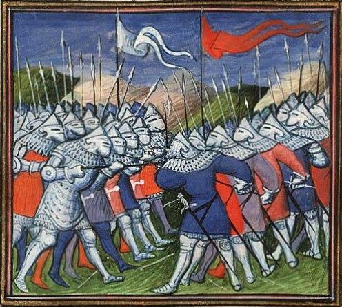 The battle of Navaret