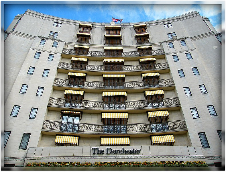 Dorchester Hotel London Photos