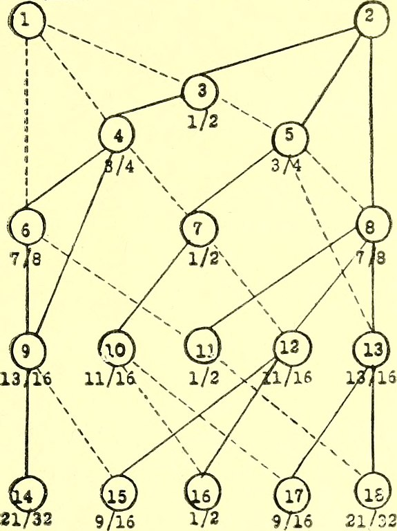 Fractions Chart: The cavy our fancy guinea pig (1915) (20577744482).jpg ,Chart