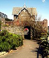 The chapel (or summerhouse?) of Gyllyngdune House, on the sea front, Falmouth. (2195897306).jpg