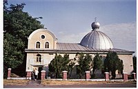 The great synagogue in Iasi, Romania.jpg