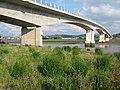 The new Taw Bridge - geograph.org.uk - 1357932.jpg
