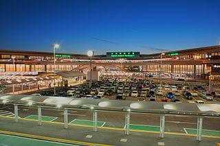 Narita International Airport Primary airport serving Tokyo, Japan