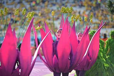 The opening ceremony of the FIFA World Cup 2014 02.jpg
