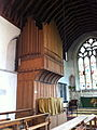 The organ at Fen Ditton parish church.jpg