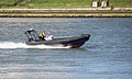 The police of Holland is fast on meuse river Spijkenisse.jpg