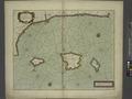 The sea coast of VALENCIA and CATALONIA from C S Martin to C Drago with the Island of Maiorca Minorca and Jvica NYPL1640690.tiff