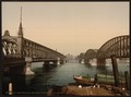 The two bridges on the Meuse, Rotterdam, Holland-LCCN2001699531.tif