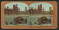 The wreck of San Francisco Jewish Synagogue in foreground from Sutter and Powell Sts, from Robert N. Dennis collection of stereoscopic views 2.png