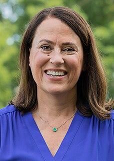 Theresa Greenfield American politician from Iowa