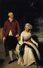 Mr et Mrs John Julius Angerstein