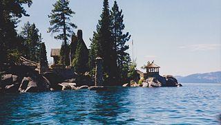 Thunderbird Lodge (Lake Tahoe, Nevada) United States historic place