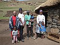 Thuso with Maamohelang and family (5297237478).jpg